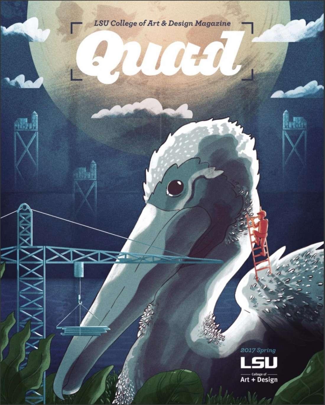 Lsu Quad Spring 2017