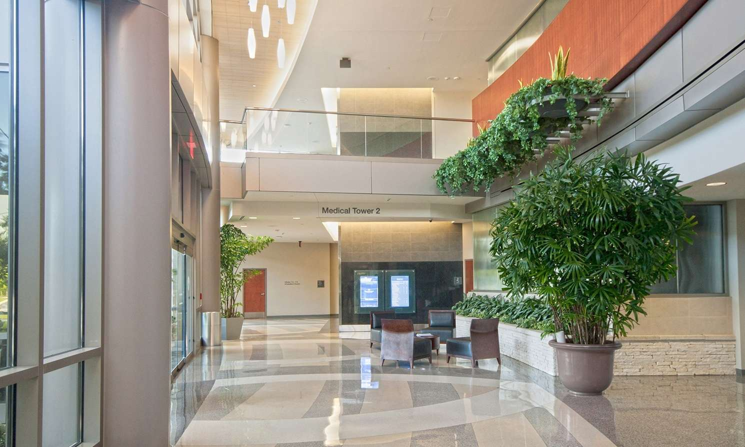 Baton Rouge General Medical Center Office Building Lobby