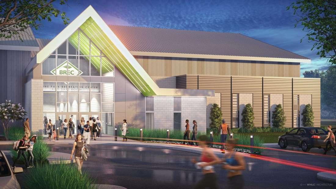 Airline Park Recreation Center V2 F R