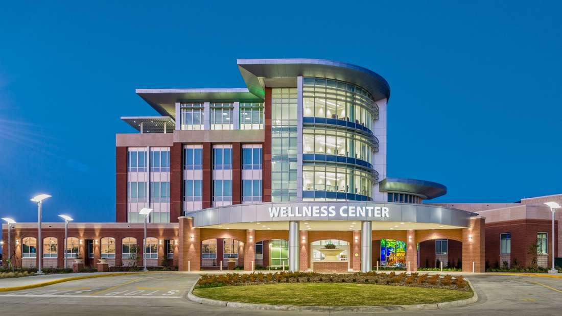 Thibodaux Regional Wellness Center Front Large
