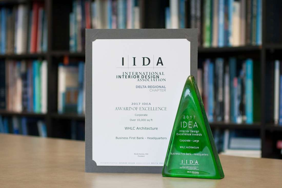 Whlc Architecture Iida 2017 Business First Award