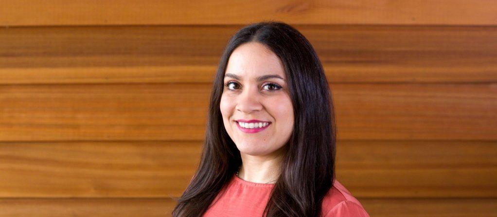Andrea Barrios Bergeron, AIA Associate