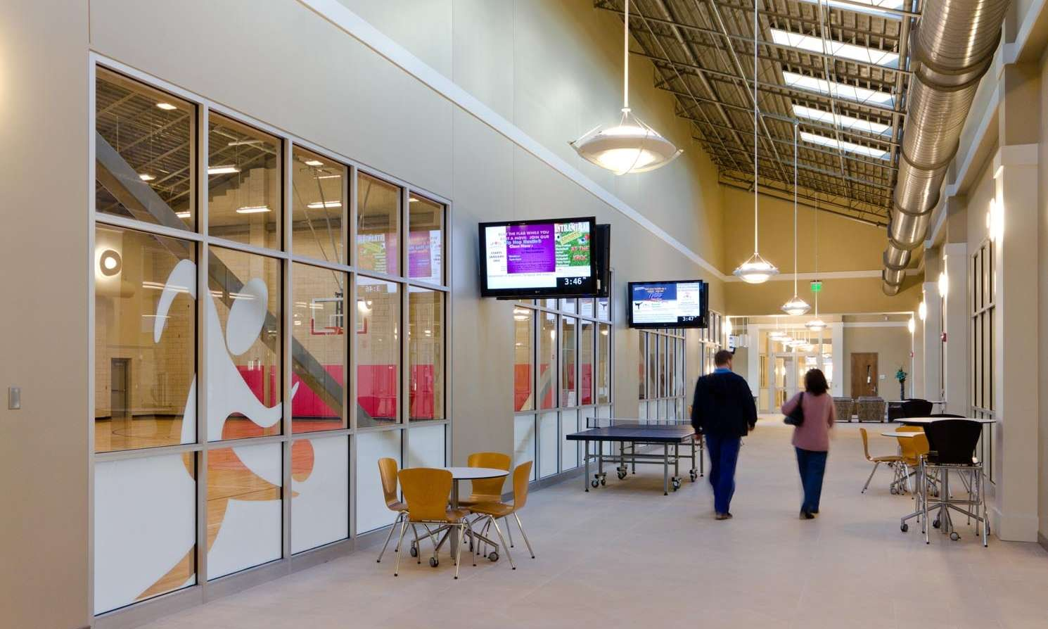 The Salvation Army's Ray & Joan Kroc Corps Community Center