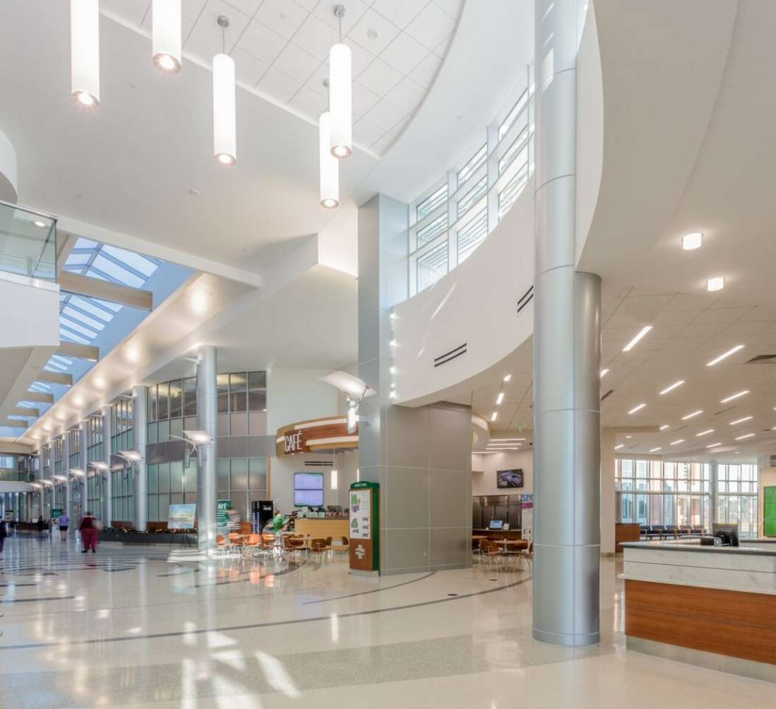 Thibodaux Regional Wellness Center Atrium 3