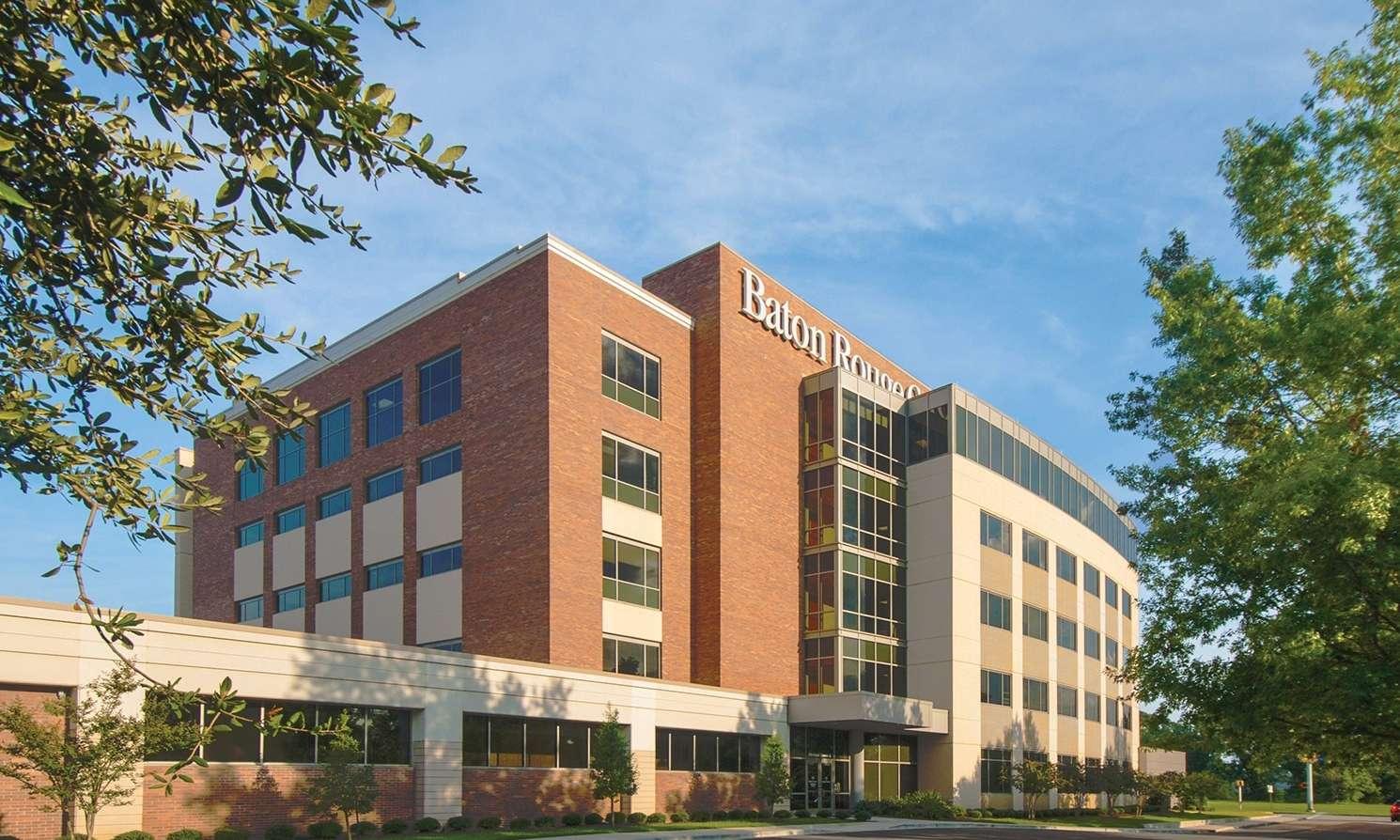 Baton Rouge General Medical Center Office Building Physicians Entrance