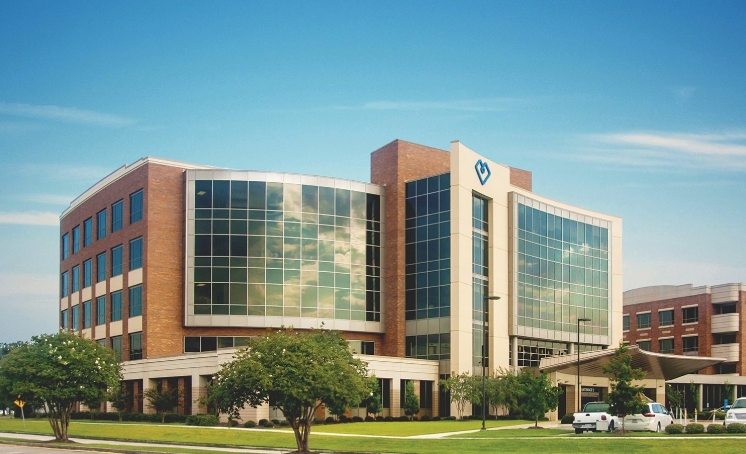Baton Rouge General Medical Center Office Building Front