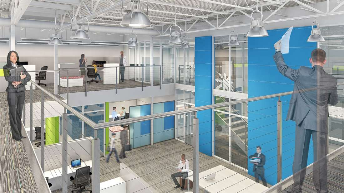 Baton-Rouge-Area-Chamber-Smith-Center-Office-Interior